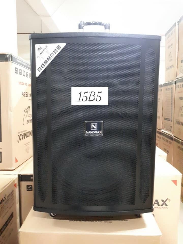 LOA KÉO GỖ NANOMAX 4 TẤC SK-15B5